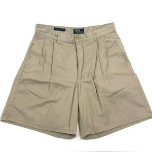 Polo by Ralph Lauren The Classic Golf Shorts Tan